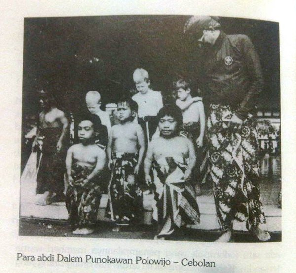 Pergeseran Fungsi Abdi Polowijo-Cebolan di Keraton Yogyakarta