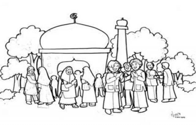 Idul Fitri dan Identitas Kultural Masyarakat Muslim Cirambeng, Brebes