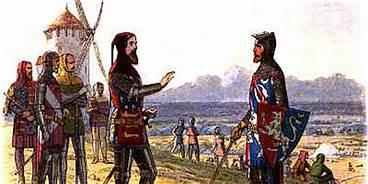 Abad Pertengahan (Ilustrasi: Istimewa)