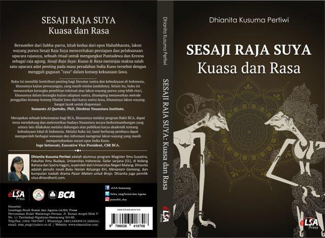 Cover Buku Sesaji Raja Suya